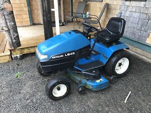 New holland LS45 Lawn tractor