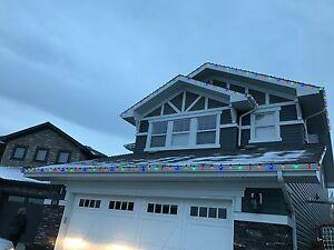 Need Your Christmas Lights Installed?Call us today! 7807077767 Edmonton Edmonton Area image 6