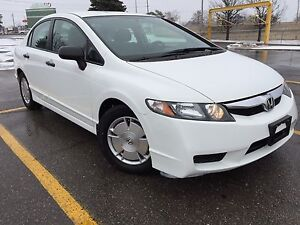 2011 Honda Civic DX-G, Alloy Wheels, Accident Free, low mileage
