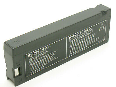 Battery For Mde Escort 2 Ii Ii Plus 300a 300e Prism New - Factory Fresh