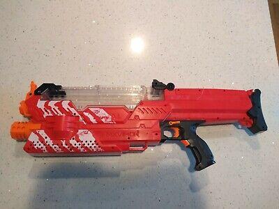 Hasbro Nerf Rival Nemesis MXVII-10K - Red-Used