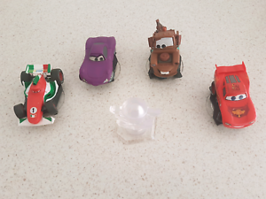 Disney infinity 1 complete cars set  Ormeau Gold Coast North Preview