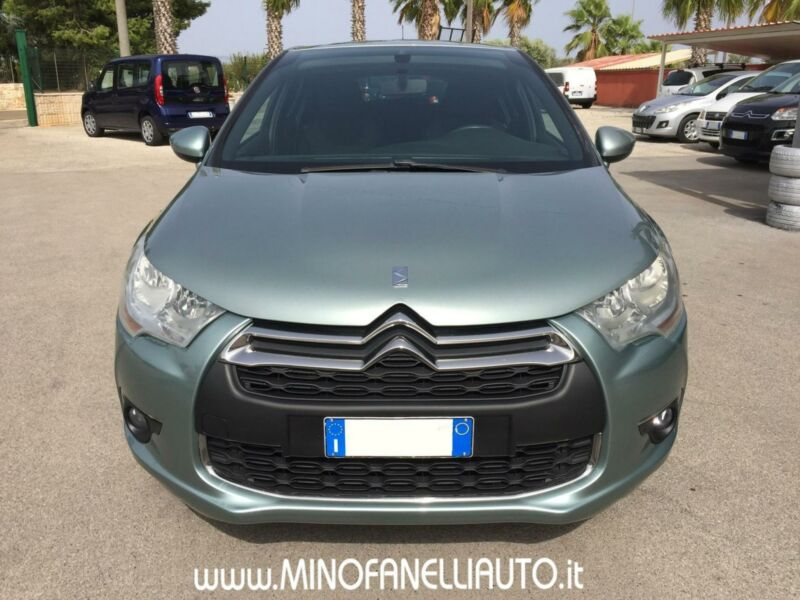 Ds Ds4 Ds 4 1.6 E-hdi 110 Airdream So Chic