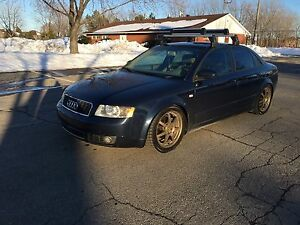 Audi A4 b6 1.8t Quattro  6 speed manual *Clean*Rare*