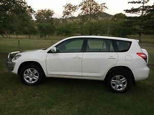 2010 Rav 4 Crows Nest Toowoomba Surrounds Preview