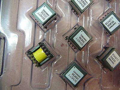 SCHOTT 36038 SPECIALTY TRANSFORMER ADSL/Globspan EP13 14.22mmX14.22mm Qty.5