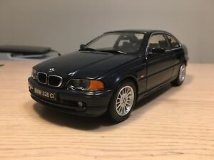1:18 BMW 328CI Kyosho Die-Cast model