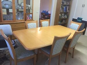 Dining room table Armidale Armidale City Preview