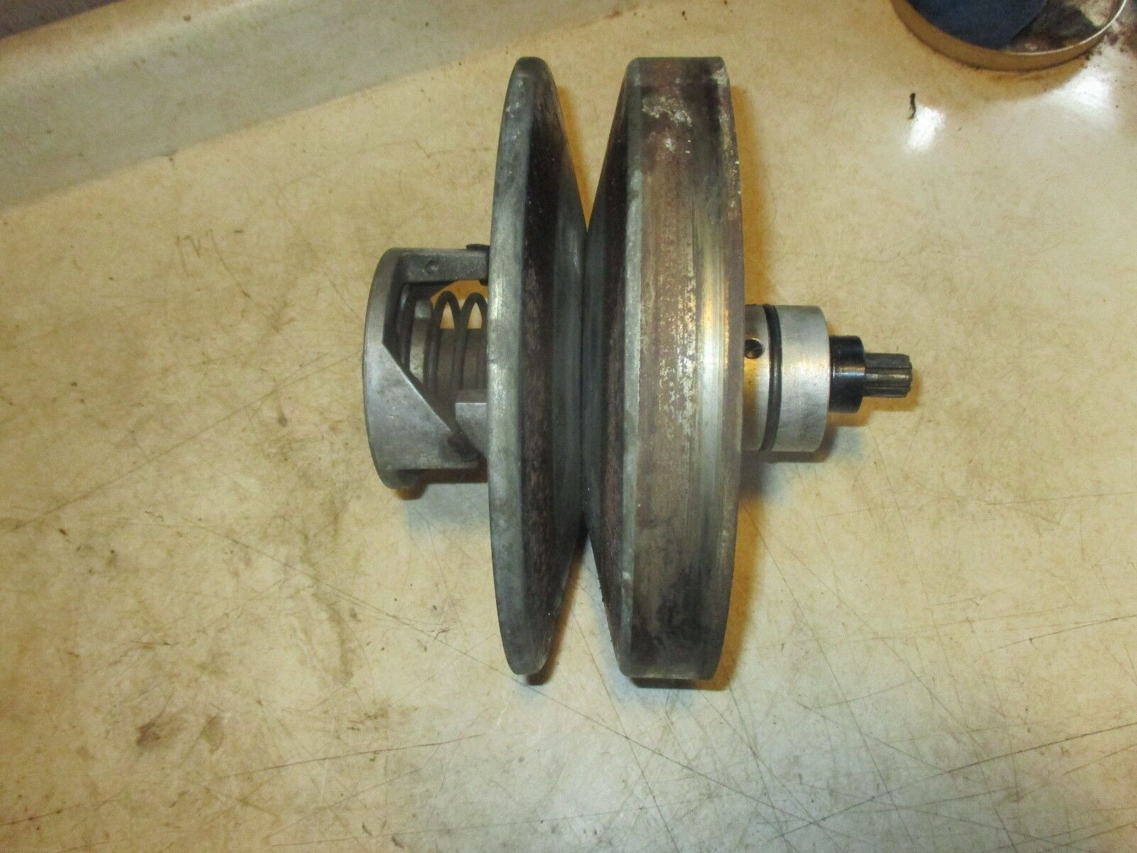 73 74 Arctic Cat Panther LYNX II CHEETAH 440 340 SECONDARY DRIVEN CLUTCH w/ CAM