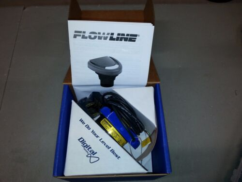 Flowline LU28-00 Noncontact Ultrasonic Level Sensor