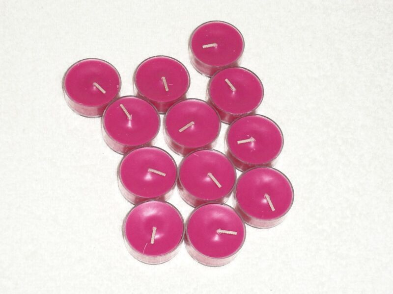 Partylite Exotic Nights Tealights -- RETIRED