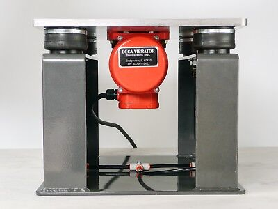 Deca Vibrator Industries Bench Top Vibration Test Table Ref 39611