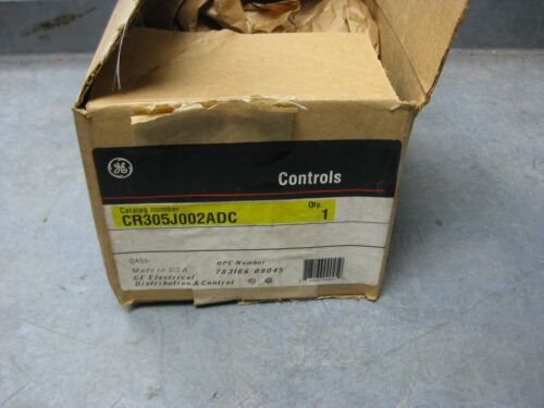 GE Contactor CR305J002ADC