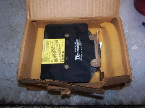 NEW SQUARE D SIZE 2 MOTOR STARTER POWER POLE 120/240 VAC 7-1/2 HP 9999SB-11