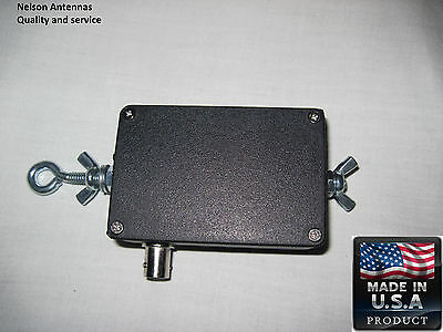 End Fed Dipole 80-6 meter Portable HF Antenna Matchbox System