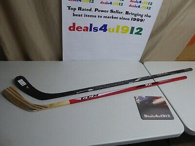 CCM Heat Wood Bauer Nexus Composite Crosby Junior hockey stick right hand, NEW! Composite Junior Hockey Stick