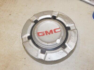 1960s GMC hub cap