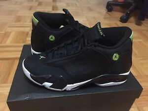 BRAND NEW DS AIR JORDAN 14 INDIGLO - SIZE 11