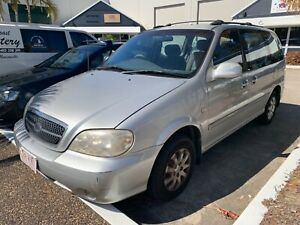 KIA CARNIVAL 7 SET MANUAL WAGON SOLD AS TRADED 2002 Noosaville Noosa Area Preview