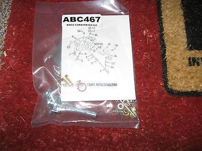 Ihfarmall Basic Carburetor Repair Kit Ab Bn Super A C