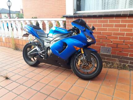 2006 Kawasaki Ninja ZX6R 636 Motorcycle St Albans Brimbank Area Preview