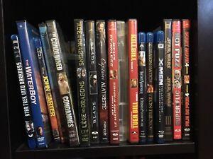 Film Dvd et blue ray