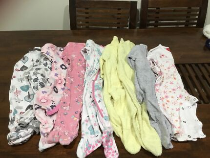Size 00 baby girls clothes