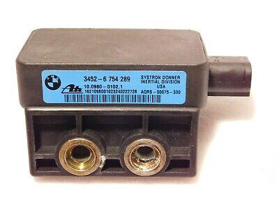 BMW 3 Series Yaw Turn Rate Sensor 3452-6 754 289 E46 M3 Z3 325i 328i 2001