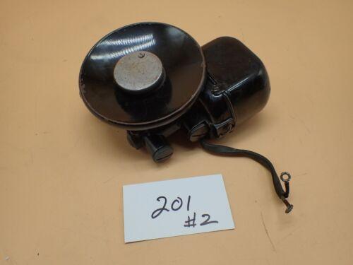 Vintage Original Singer 201 Sewing Machine Gear Drive Potted Motor TESTED   # 2