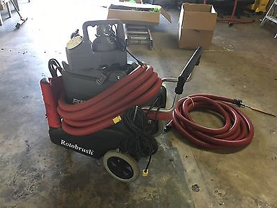 The Brushbeast By Rotobrush Air Duct Cleaning Machine