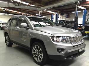 2014 Jeep Compass Wagon Chatswood Willoughby Area Preview