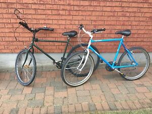 2 men bikes for sale