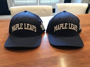 BNWT Mitchell and Ness fitted Toronto Maple Leafs hats