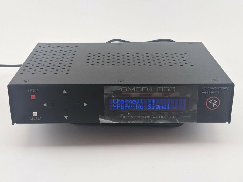 Contemporary Research QMOD-HDSC HDTV Scaler Modulator