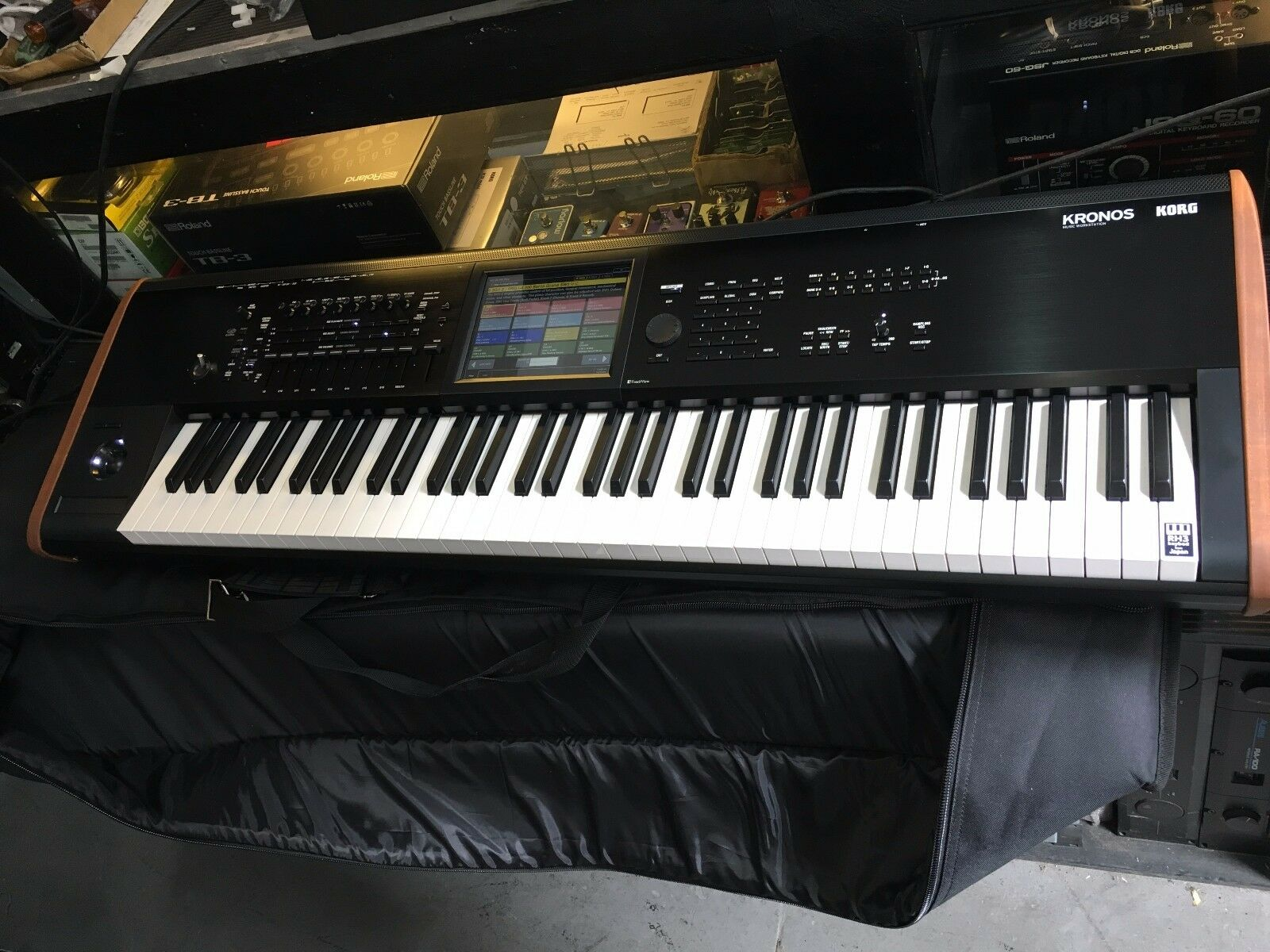Details about Korg KRONOS 2 /73 -Key keyboard Music Workstation ,KRONOS 7  ,in box //ARMENS//