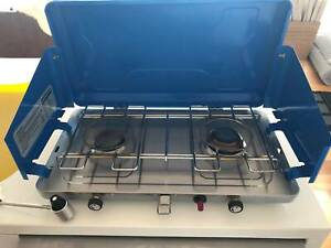 2 Burner Portable Gas BBQ Newcastle East Newcastle Area Preview