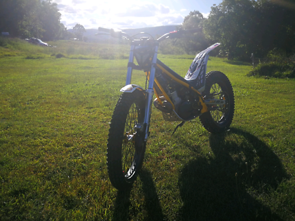2013 Sherco ST300 Factory Cabastany Trials Bike