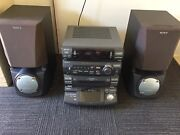 Sony HiFi Stereo System Altona Hobsons Bay Area Preview