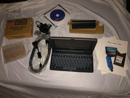 NEC MobilePro 780 Handheld Computer