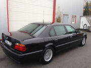 BMW 750iL E38 H-Security B6/B7 Werkspanzer Armoured