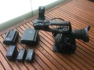 Canon C100 mk2 with two extra batteries Maroubra Eastern Suburbs Preview
