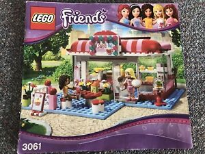 LEGO and friends cafe