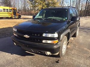 SWAP - TRADE! 2004 TAHOE Z71 & 2003  for parts. Wanted short box