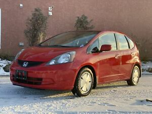 2010 Honda Fit Sport Low KM Sport 5-Speed AT