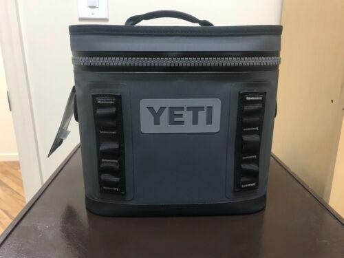 YETI Hopper Flip 8 Charcoal - New