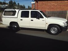 Toyota Hilux 2wd 2003 Warners Bay Lake Macquarie Area Preview