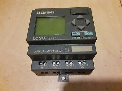 Siemens Logo 24rc 6ed10521hb000ba5