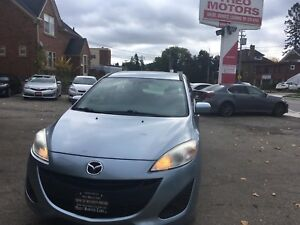 2012 Mazda Mazda5 ALLOYS   XENON   NO ACCIDENTS
