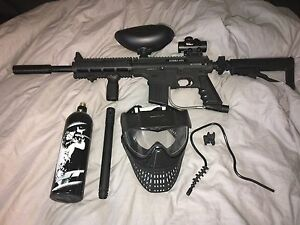 Modified Sierra One Paintball Bundle