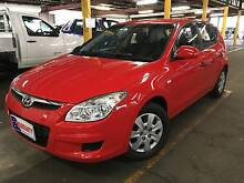 FROM$70p/w CREDIT DEFAULTS?NO DEPOSIT? 2010 HYUNDAI I30 AUTOMATIC Murarrie Brisbane South East Preview